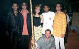 Marc Robinson, Ranvir, Sagarika, Ajit, Shaan, Uddham Singh